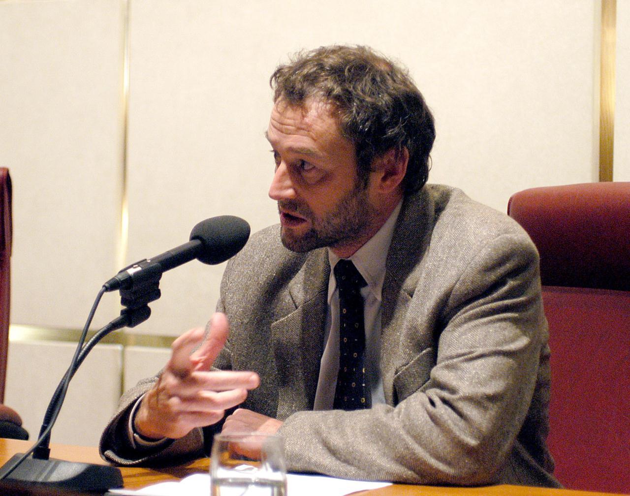 Giorgio Macchiavello, presidente dell'Asva