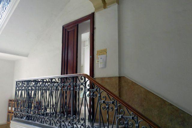La sede dell'Asva